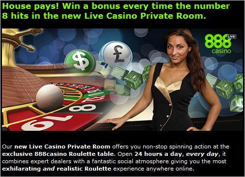 casino 888 bonus policy