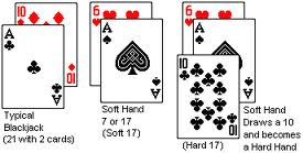 black jack card game rules