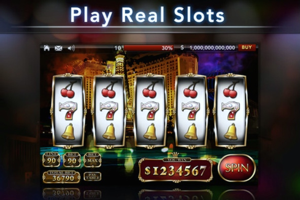 online casino slot machines real money